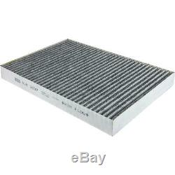 Inspection Set Filter Kit 5w30 Engine Audi All Road 4bh A6 C5 4b Before