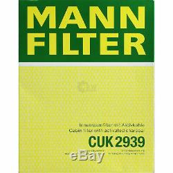 Inspection Set Filter Kit 5w30 Engine Audi Q3 8u Tt Roadster 8j9