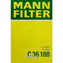Inspection Set Filter Kit 5w30 Engine Audi Q3 8u Tt Roadster 8j9 8pa