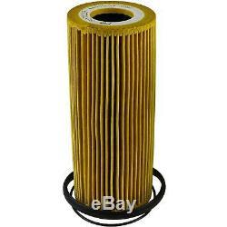 Inspection Set Filter Kit 5w30 Engine Oil For Audi A4 Cabriolet
