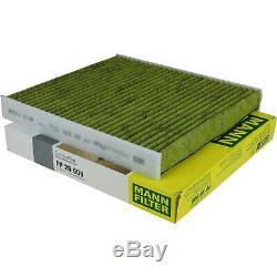 Inspection Set Filter Kit 5w30 Engine Oil For Vw Golf VII 5g1 Be1 Skoda