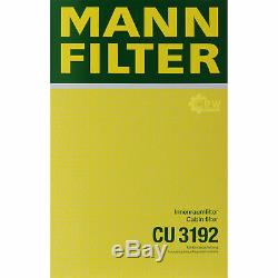 Inspection Set Filter Mann-filter Kit 5w30 Engine Oil Longlife Audi A6 4a C4