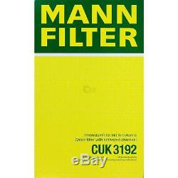 Inspection Set Mann-filter Kit 5w30 Engine Oil Longlife Audi A6 4b C5 4b2