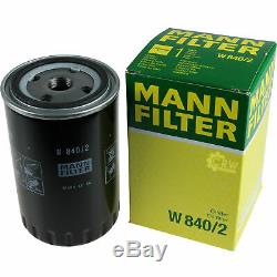 Inspection Set Mann-filter Kit 5w30 Engine Oil Longlife Audi A6 Before 4a