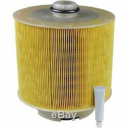 Inspection Set Mann-filter Kit 5w30 Engine Oil Longlife Audi A6 Before 4f5