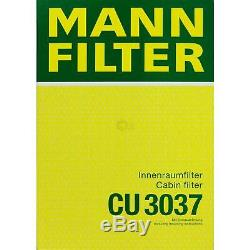 Inspection Set Mann-filter Kit 5w30 Longlife Engine Oil Before Audi A6 4b C5