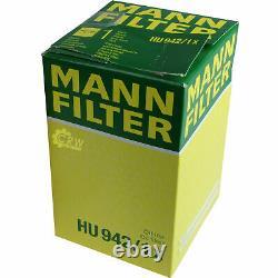 Inspection Set Mannol 6 L Energy 5w-30 LI Combi + Mann Filter 10922116