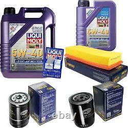 Inspection Sketch Filter Oil Liqui Moly Oil 6l 5w-40 For Vw Passat Model