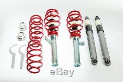 Kit Complete Amotisseurs Combined Adjustable Threaded Audi A3 8p 50 55mm