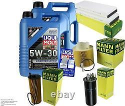 Liqui Moly Oil 10l 5w-30 Filter Review For Audi A6 Allroad 4fh C6