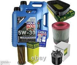 Liqui Moly Oil 10l 5w-30 Filter Review For Audi A8 4e 3.0