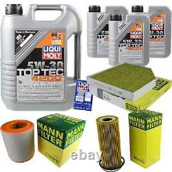 Liqui Moly Oil 8l 5w-30 Filter Review For Audi A6 4g2 C7 4gc 2.8