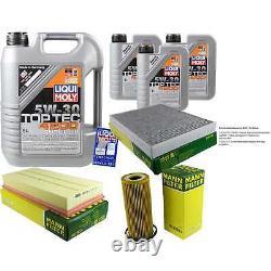 Liqui Moly Oil 8l 5w-30 Filter Review For Audi Q7 4l 3.0 Tfsi Quattro