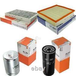 Mahle Fuel Filter Kl 36 Inside Lak 46 Air LX 469/1 Oil Oc 281