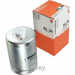 Mahle Fuel Filter Kl 36 Inside Lak 46 Air LX 469/1 Ox Oil 160d