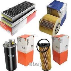 Mahle Fuel Kl 454 Interior Lak 239/s Air LX 1006/1d Ox Filter 196/1d