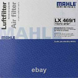 Mahle / Knecht Habitacle Filter The 51/s Air Filter LX 469/1 Oil Ox 164d