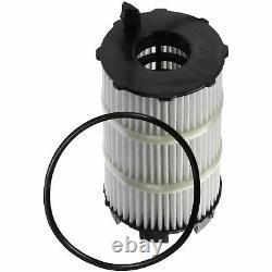 Mahle / Knecht Inspection Set Sct Filter Set Engine Wash 11607112