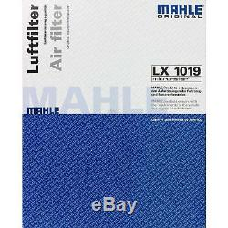Mahle / Knecht Set On Inspection Filters Set Tbs Engine Wash 11616053