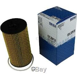 Mahle / Knecht Set On Inspection Filters Set Tbs Engine Wash 11616579