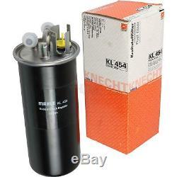 Mahle / Knecht Set On Inspection Filters Set Tbs Engine Wash 11616581