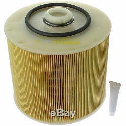 Mahle / Knecht Set On Inspection Filters Set Tbs Engine Wash 11616586