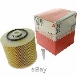 Mahle / Knecht Set On Inspection Filters Set Tbs Engine Wash 11617701