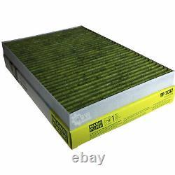 Mann Filter Package Mannol Air Filter Audi A6 4b C5 3.7 4.2 Quatro