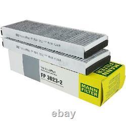 Mann Filter Package Mannol Air Filter Audi A6 4f2 C6 S6