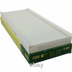 Mann Filter Package Mannol Air Filter For Audi A4 8d2 B5 2.5 Tdi Vw De