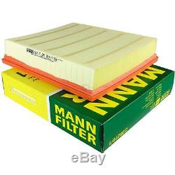 Mann-filter Set Filter Inspection Kit 5w30 Longlife Engine Oil, Audi A8 4d2