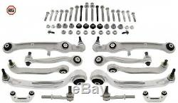 Mapco Hps Reinforced Suspension Arm Kit Audi A6 4f2 + 4f5 Before Any 4fh +