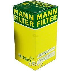 Motul 5 L 5w-30 Motor Oil + Mann-filter Audi A3 8p1 1.9 Tdi Quattro 2.0 16v