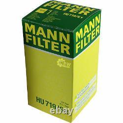 Motul 5 L 5w-30 Oil Engine + Mann-filter Seat Leon 1p1 2.0 Tfsi Cupra R