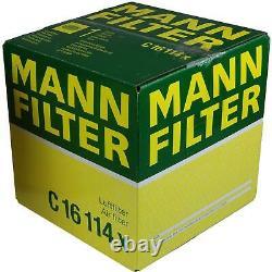 Motul 8 L 5w-30 Oil Engine + Mann Filter Luft Audi A4 Front 8k5 B8 3.2 Fsi