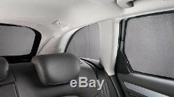 Original Audi Q2 Ga Sun Protection 2er-set (rear Window Side)