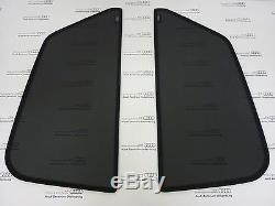 Original Audi Sunscreen Audi Q2, 2er-set For Rear Doors Windows