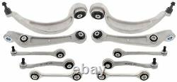 Reinforced Control Arm For Audi A4 A5 Q5 Guidon Lot Front Link Bar