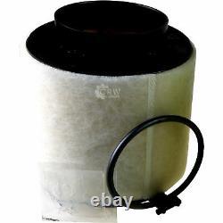 Revision D'filter Liqui Moly Oil 7l 5w-30 For Audi Q5 8r Sq5 Tdi Quatro