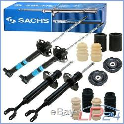 Sachs 170811/280560 Kit Game Set Shock Axle Suspension Front And Rear