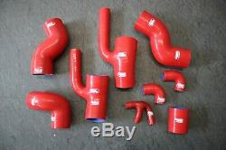 Samco Hose Kit Silicone Silicone Anaugschlauch Set 8d B5 Audi S4 2.7 Agb