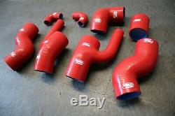 Samco Silicone Pipe Kit Anaugschlauch Silicone Set Audi S4 8d B5 2.7 Agb