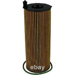 Set Inspection 9 L Mannol Energy 5w-30 LI Combi + Mann Filter 10938858