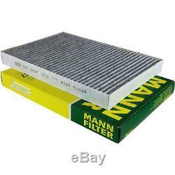 Set Inspection 9 L Mannol Energy 5w-30 LI Combi + Mann Filter 10938958