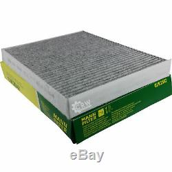 Set Inspection 9 L Mannol Energy 5w-30 LI Combi + Mann Filter 10938982
