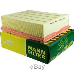 Set Inspection 9 L Mannol Energy 5w-30 LI Combi + Mann Filter 10939001