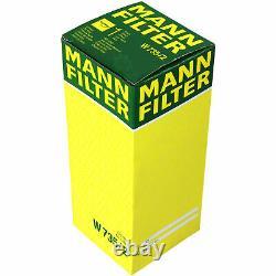 Set Inspection Combi 8 L Mannol Energy 5w-30 LI + Mann Filter 10935321