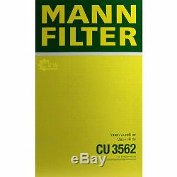 Set Inspection Mann Filter Kit Luft 5w30 Engine Oil Longlife Audi A6 4a C4