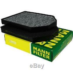 Set Inspection Mann Filter Kit Luft 5w30 Engine Oil Longlife Audi A8 4d2