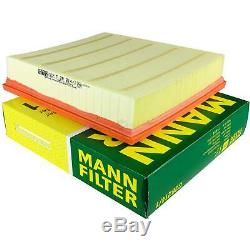 Set Mann-filter Inspection Kit 5w30 Engine Oil Longlife Audi A6 4a C4 Before